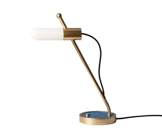 Azzero Desk Lamp di Harris & Harris   Lampade tavolo