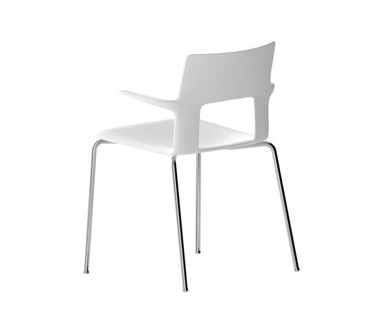 Kobe silla con brazos de Desalto | Sillas