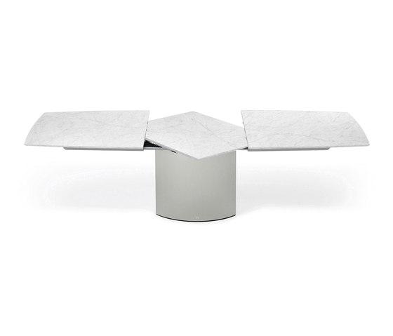 Adler II | 1224 - Stone Tables by DRAENERT | Dining tables