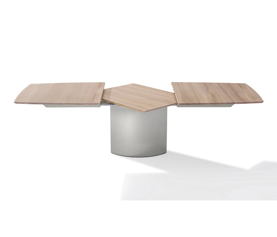 Adler II | 1224 - Wood Tables by DRAENERT | Dining tables