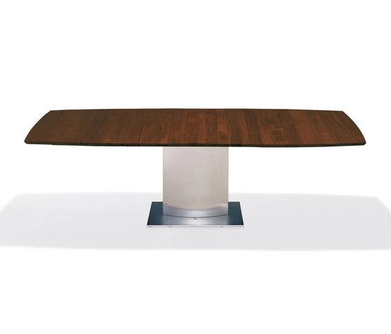 Adler II | 1224 - Wood Tables de DRAENERT | Tables de repas