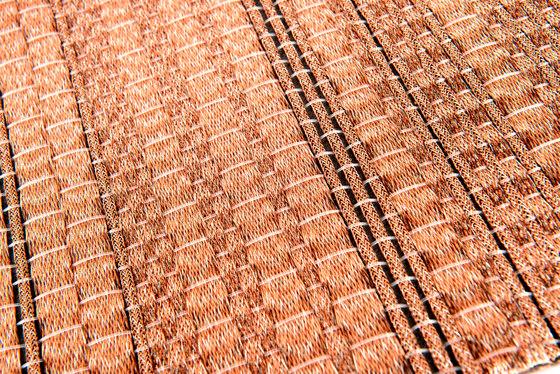 Smnu Cm 138 | Woven Copper by MD – OXILLA | Metal meshes