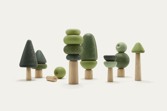 uuio TRE+ Toy by uuio | Objects