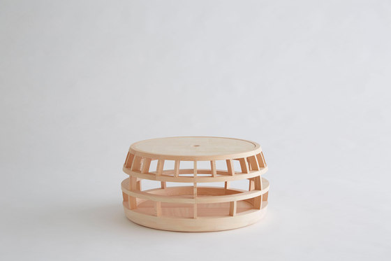 Shushu Flat de HANDS ON DESIGN | Contenedores / Cajas