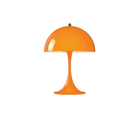 Panthella Mini Tischleuchte von Louis Poulsen   Tischleuchten