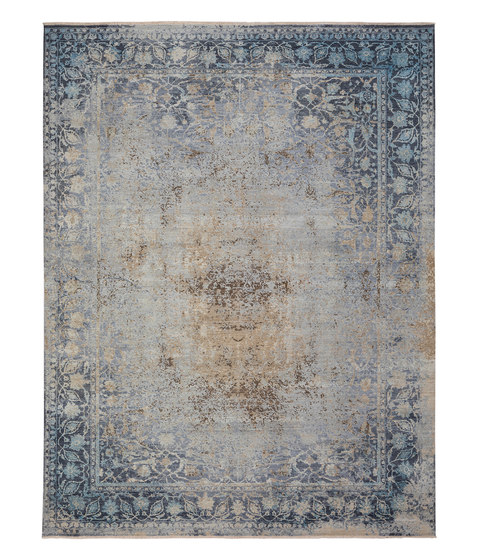 Ancient 4 Brown von THIBAULT VAN RENNE | Formatteppiche