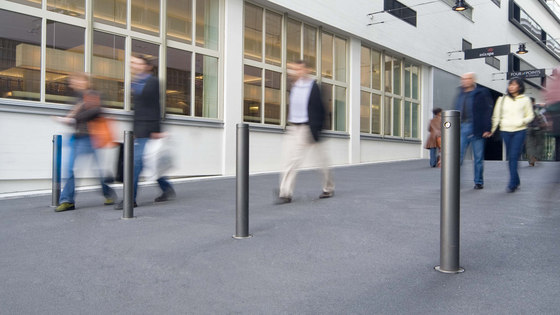 Uni Millenium Smart Sensor by BURRI | Bollards