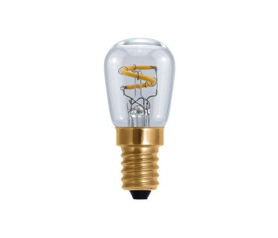 LED Fridge Lamp Curved clear de Segula | Eclairage pour meubles
