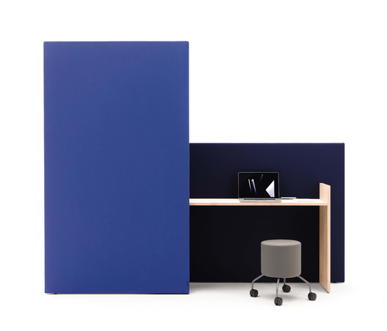 Chart partition wall system by COR | Privacy screen