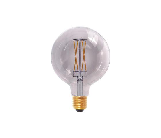 LED Globe 125 Smokey grey by Segula   Light bulbs