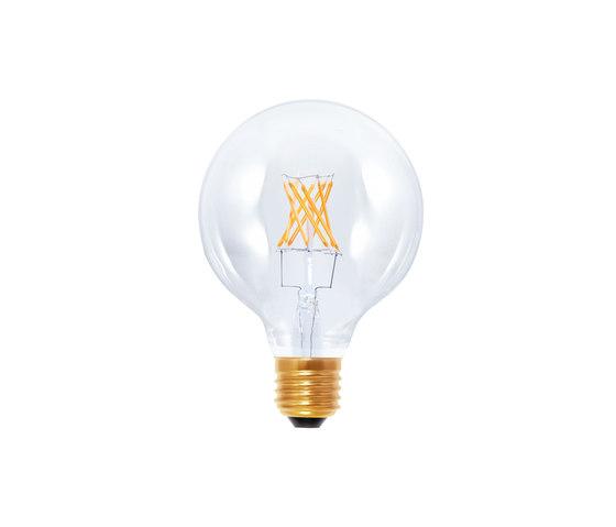 LED Globe 95 clear de Segula   Ampoules