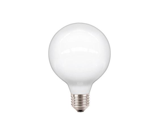 LED Globe 95 opal by Segula | Light bulbs
