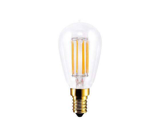 LED Radio Style clear de Segula | Ampoules
