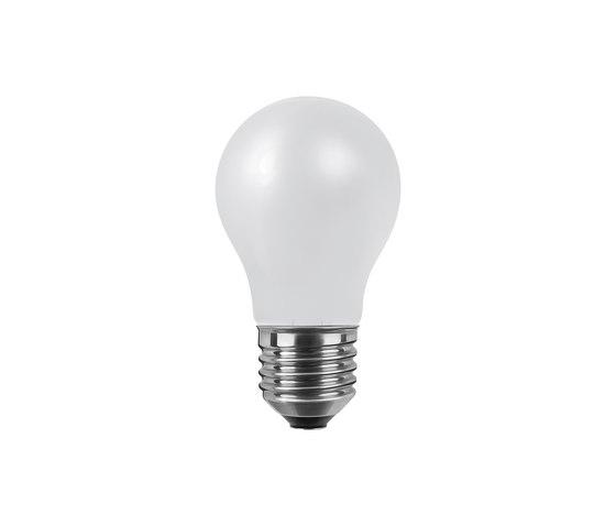 LED Bulb frosted by Segula | Light bulbs