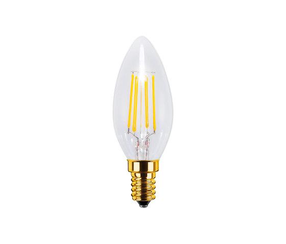 LED Candle clear by Segula | Light bulbs