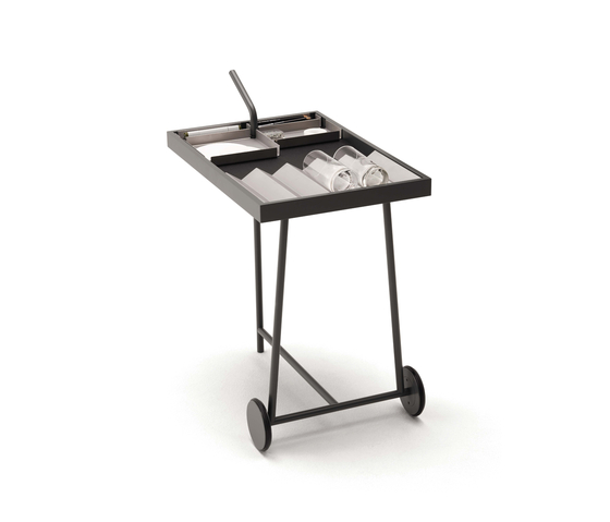 Cor Lab - Bond by COR | Service tables / carts