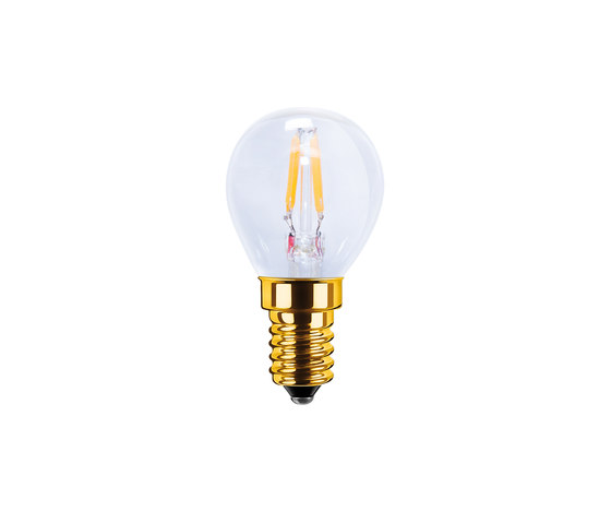 LED Mini-Bulb clear de Segula | Ampoules