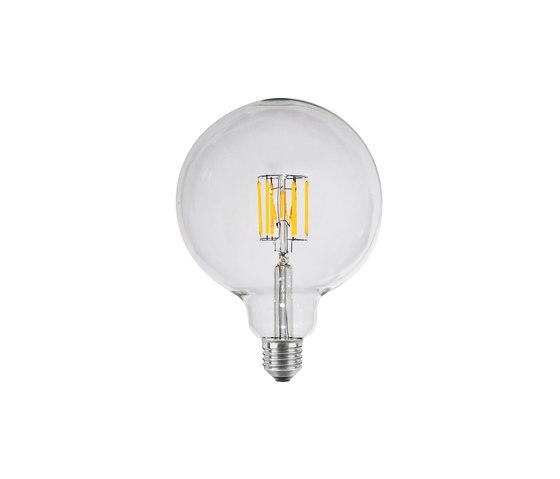 LED Globe 125 clear de Segula   Ampoules