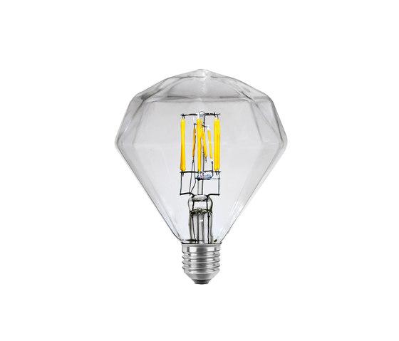 LED Diamond clear de Segula | Ampoules