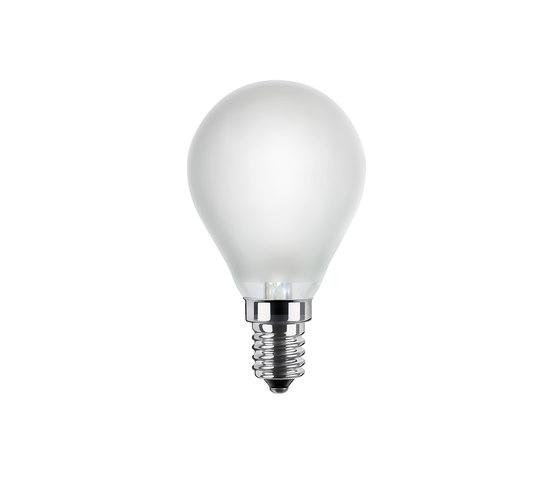 LED Drop Lamp frosted de Segula | Ampoules