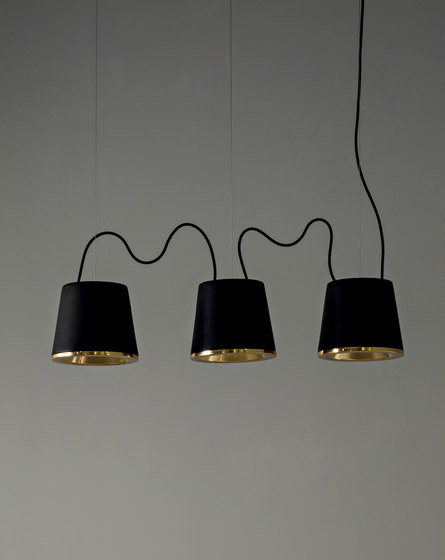 Henry by Toscot | Suspended lights