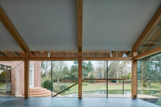 Classic sliding window by Sky-Frame   Internal doors