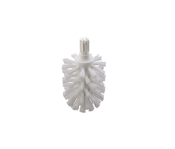 hansgrohe Replacement toilet brush without stick by Hansgrohe | Toilet brush holders