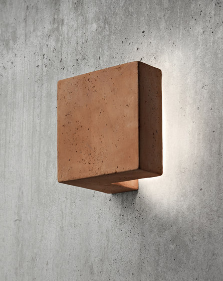Edge by Toscot | Outdoor wall lights