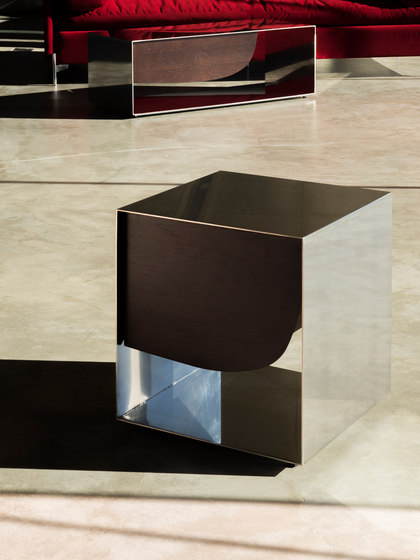 Moon Cabinet by Dux | Side tables