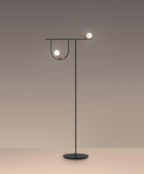 Yanzi Floor by Artemide | Free-standing lights