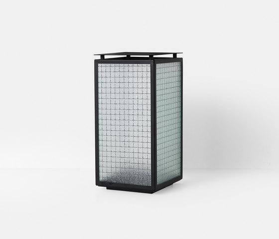 Haze Lantern by ferm LIVING | Floor lights