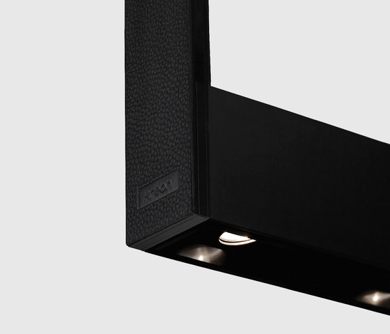Cadre 1500 spot, black de Kreon | Suspensions