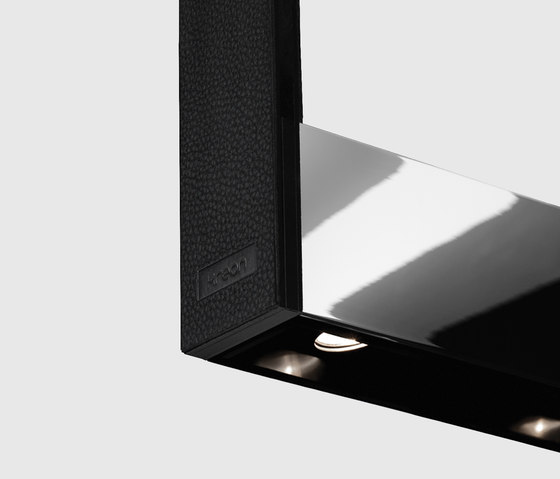 Cadre 1500 spot, chrome by Kreon | Suspended lights
