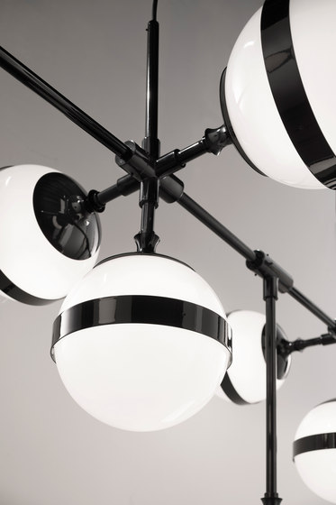 Peggy SP 9 by Vistosi | Suspended lights