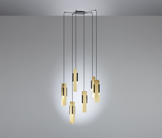 Excalibur by Tooy | Suspended lights