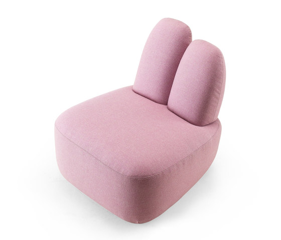 Bunny by Sedes Regia   Armchairs