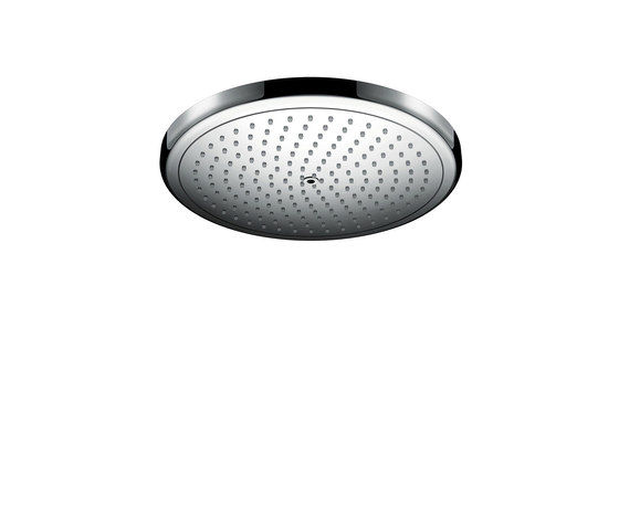hansgrohe Croma 280 Air 1jet overhead shower by Hansgrohe | Shower controls