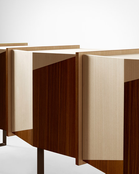 Diedro Storage Unit by Gallotti&Radice | Sideboards