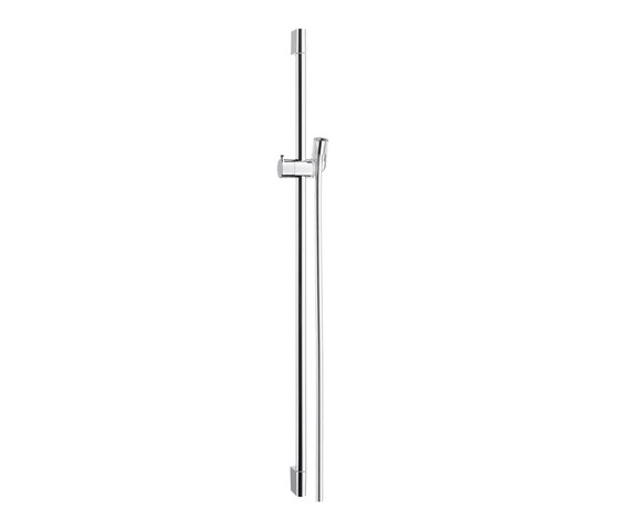 hansgrohe Unica'C wall bar 0.90 m by Hansgrohe | Bathroom taps accessories
