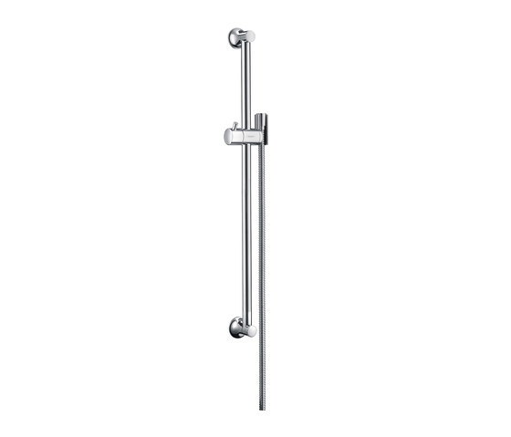hansgrohe Unica'Classic wall bar 0.65 m by Hansgrohe   Bathroom taps accessories