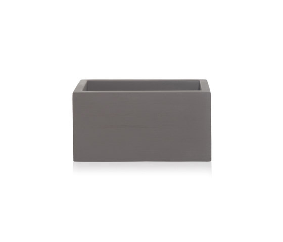 Quadra by Slide | Plant pots