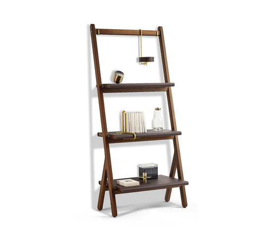 Ren bookcase by Poltrona Frau | Shelving