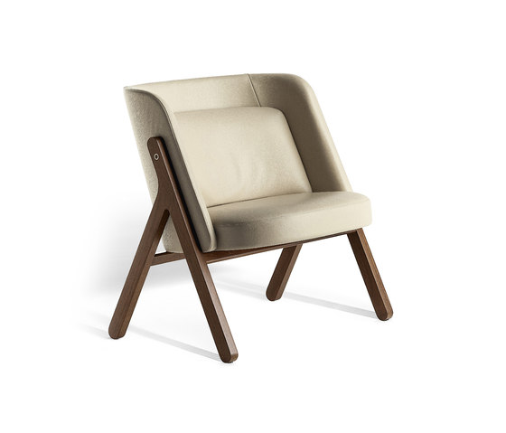 Ren Armchair by Poltrona Frau | Armchairs