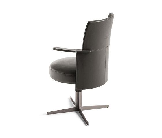 Jeff by Poltrona Frau | Chairs