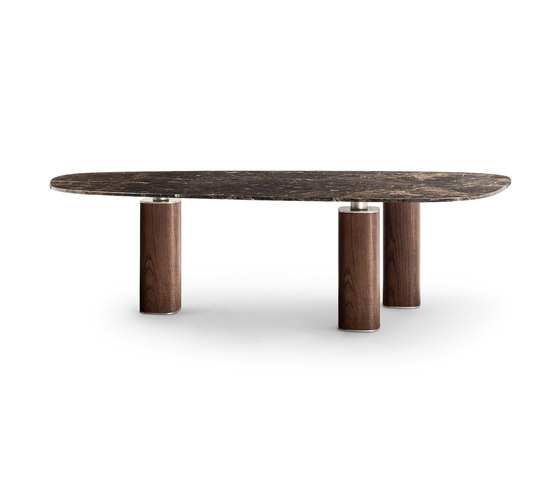 Jane by Poltrona Frau | Dining tables
