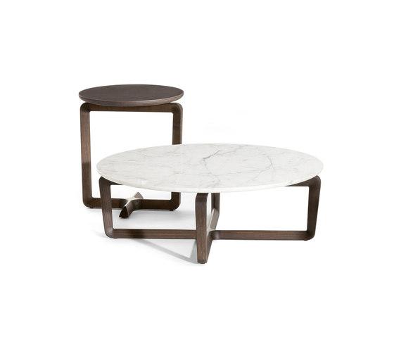 Fidelio Side tables by Poltrona Frau | Coffee tables