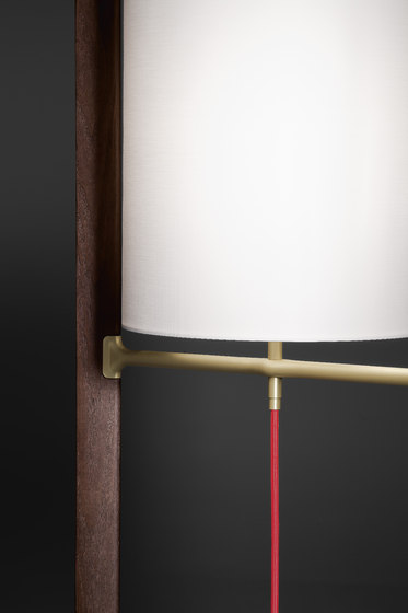 Fidelio Lamp by Poltrona Frau | Free-standing lights