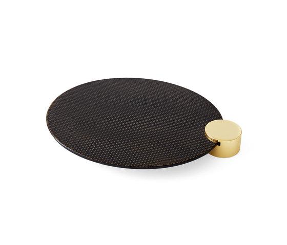 Odette Tray | Oval by Gallotti&Radice | Trays