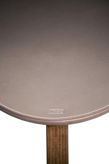 Fidelio Side tables de Poltrona Frau | Mesas auxiliares