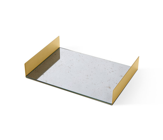 Folded Tray by Gallotti&Radice | Trays